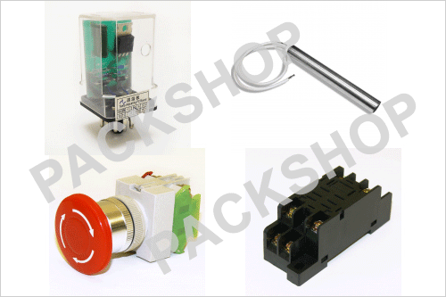 Spare Parts for Continuous Band Sealers