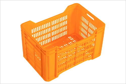 Plastic Crates and Storage Bins